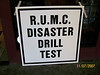 Port Richmond CERT helps RUMC with a decon drill : Port RichmonCERT helped Richmond University Medical Center with their decontamination drill